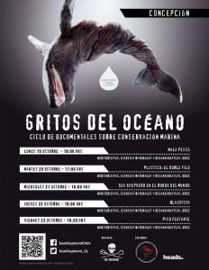 Documental Gritos del Oceano
