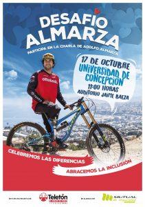 Afiche Adolfo Almarza